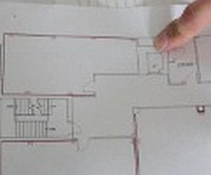 Drawing of RFC Including Location of Socket Outlets