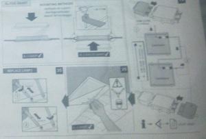 Manufacturers Data For Installing 600 x 600 Modular Lighting Fittings