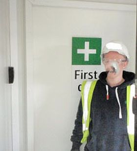 Site First Aid Room