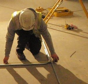 Measuring Conduit For 90 Degree Bend