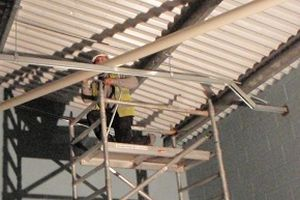 Installing Conduit At High Level