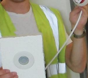 Detector Prior To Installation