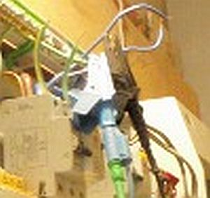 Electrical Test Of Line To Line