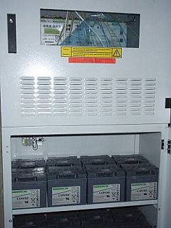 Central Battery System For Emergency Lighting