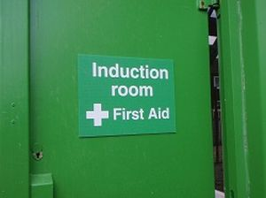 Induction Room And First Aid Room
